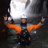 Huang Creek Taiwan (hardshells) 2013 04 05(新北金山)北磺溪(上段首航Part 2)全段獨木舟