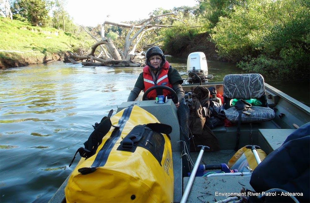 New Zealand Environment River Patrol
