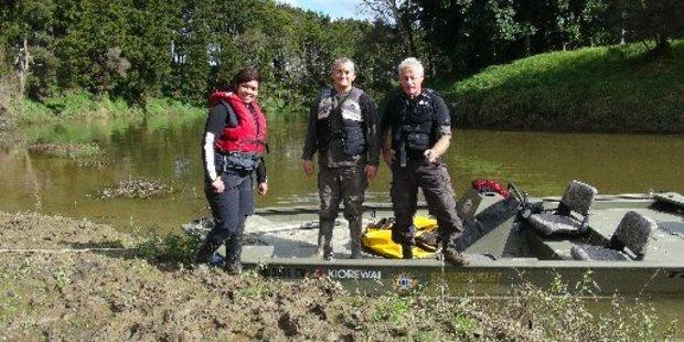 Millan Ruka Environment River Patrol Aotearoa