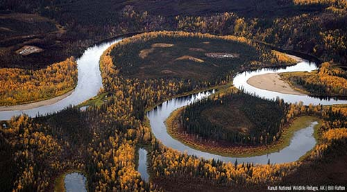 Kanuti National Wildlife Refuge in Alaska | Photo: Bill Raften/USFWS
